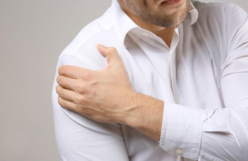 Rheumapas - Nyeri sendi lengan atas