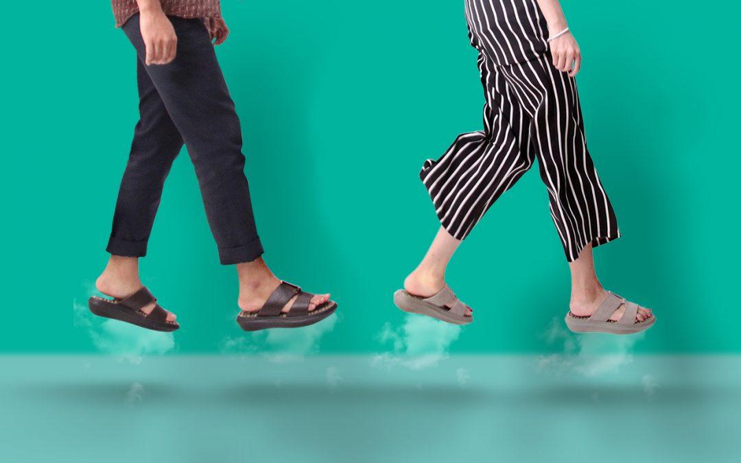 Efek Dan Bahaya Menggunakan Sandal Refleksi