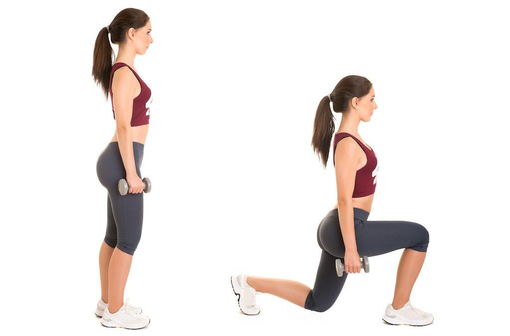 6 Gerakan Dapat Sembuhkan Lutut yang Berbunyi