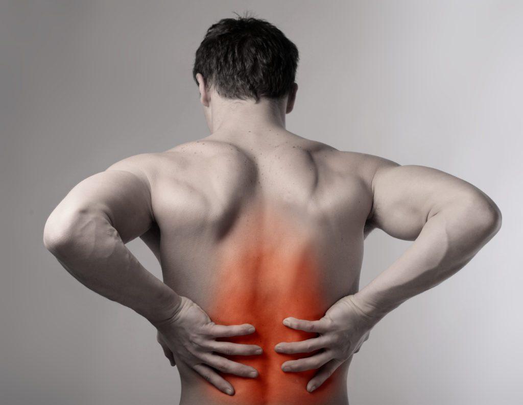 penyebab nyeri punggung berlebih