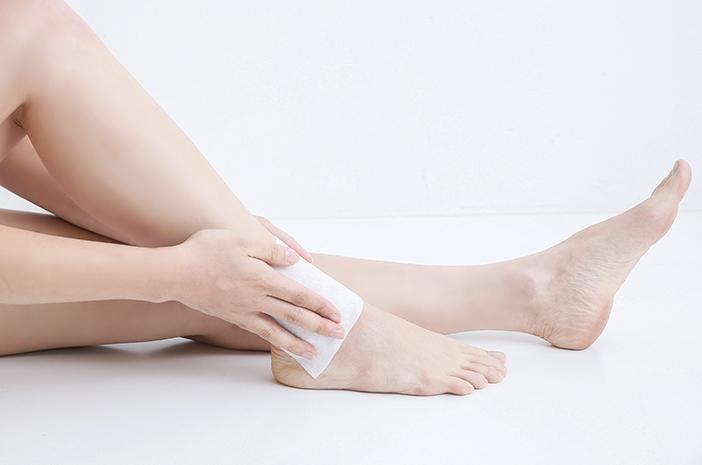 cara mengobati kaki bengkak karena luka