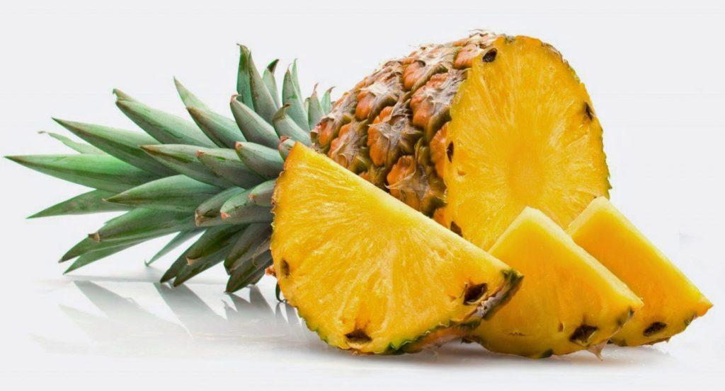 manfaat nanas untuk kolestrol