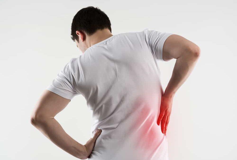Cara Pijat Refleksi Sakit Pinggang Untuk Sembuh