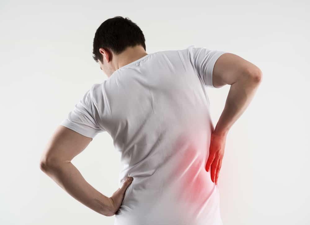 cara pijat sakit pinggang