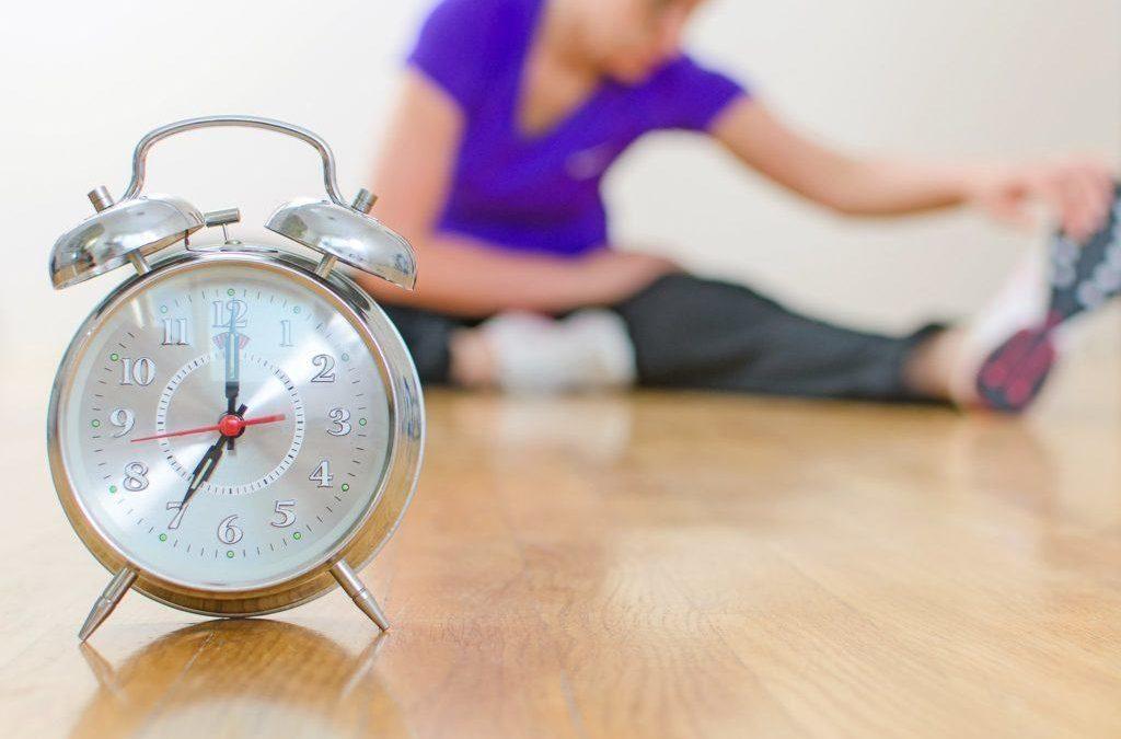 Cara Mengatur Waktu Olahraga Sehari-hari