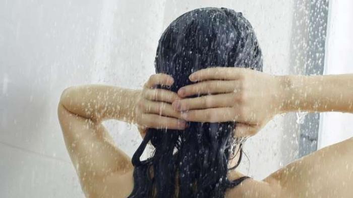 urutan mandi yang benar