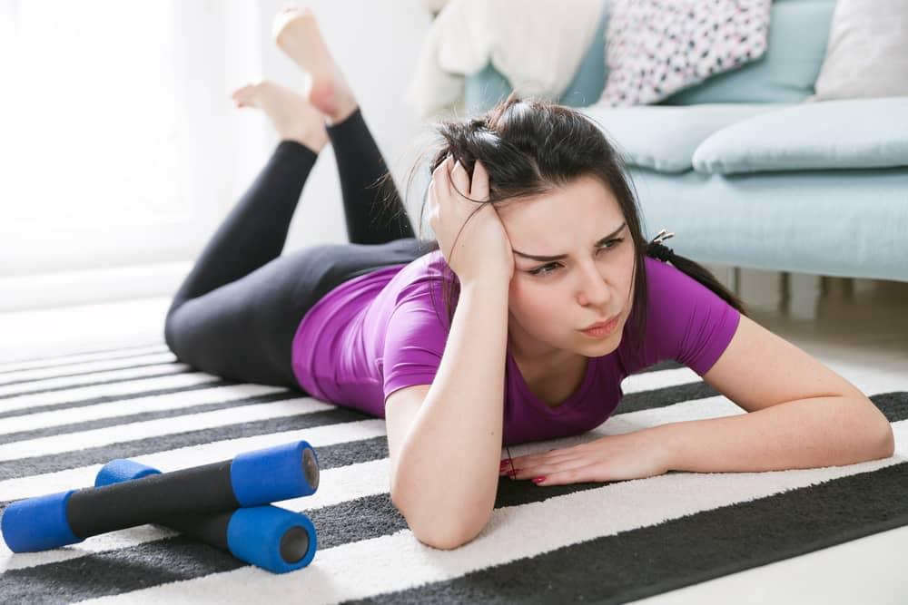 penyebab malas berolahraga