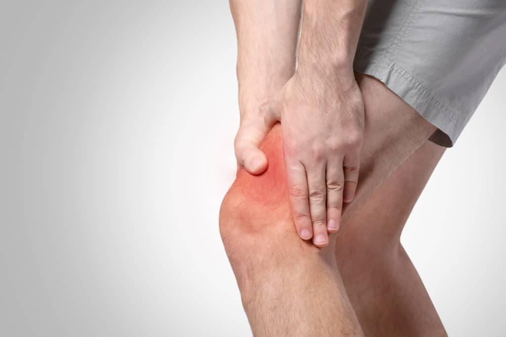 ciri ciri asam urat di lutut