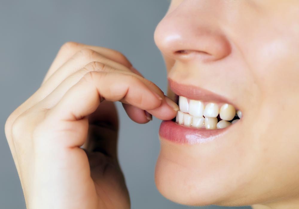 langkah sehat menghentikan kebiasaan gigit kuku