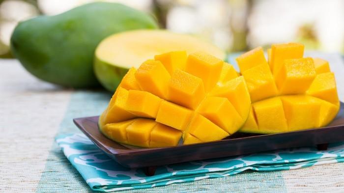 waktu yang tepat makan buah mangga