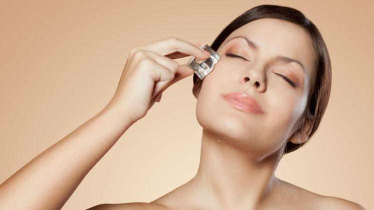 efek samping es batu untuk wajah