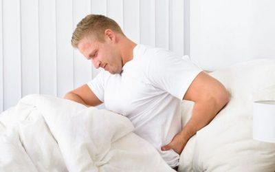 Penyebab Punggung Sakit Saat Bangun Tidur