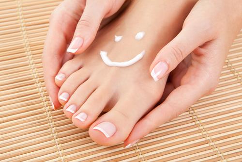 tips sehat kulit kaki