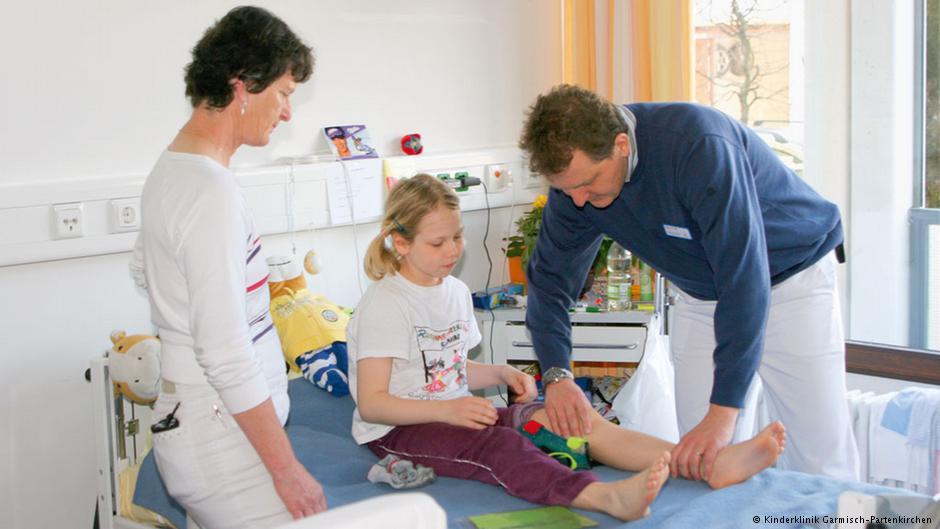 sakit lutut pada anak kecil