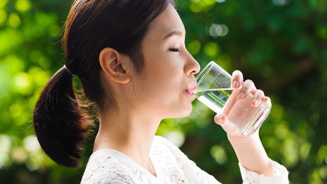 efek kurang minum air putih
