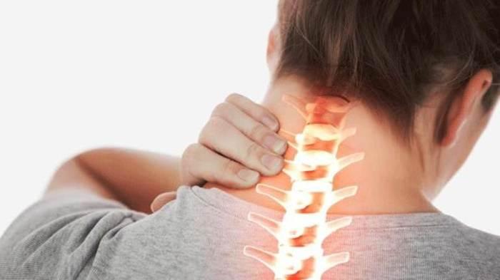 saraf kejepit di leher