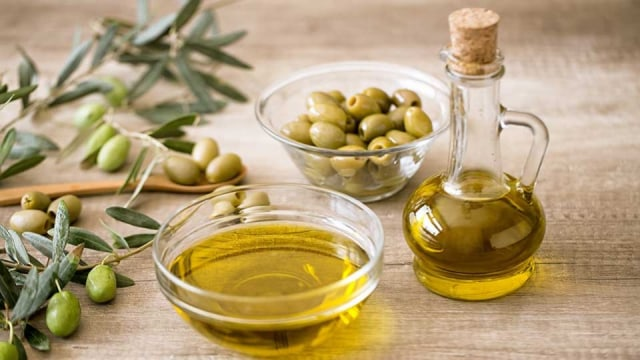 kegunaan minyak zaitun