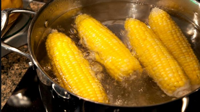 khasiat rebusan air jagung