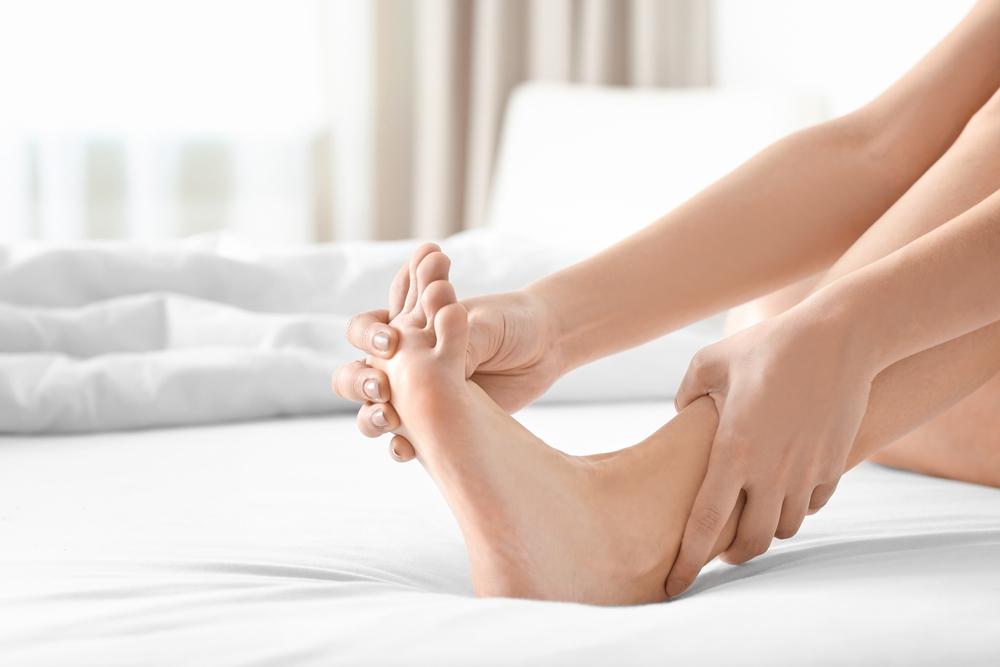 kaki ngilu dan sakit