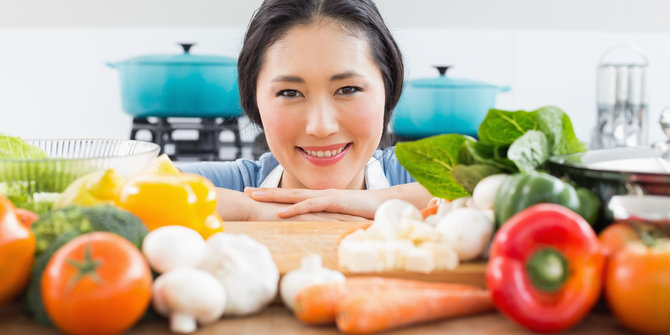 diet sehat asam urat