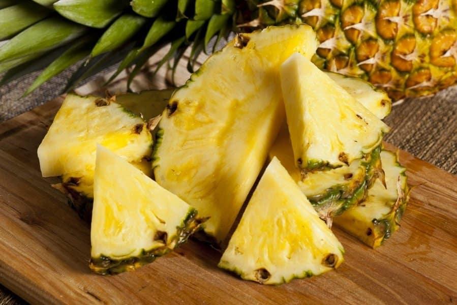 manfaat nanas untuk kolesterol